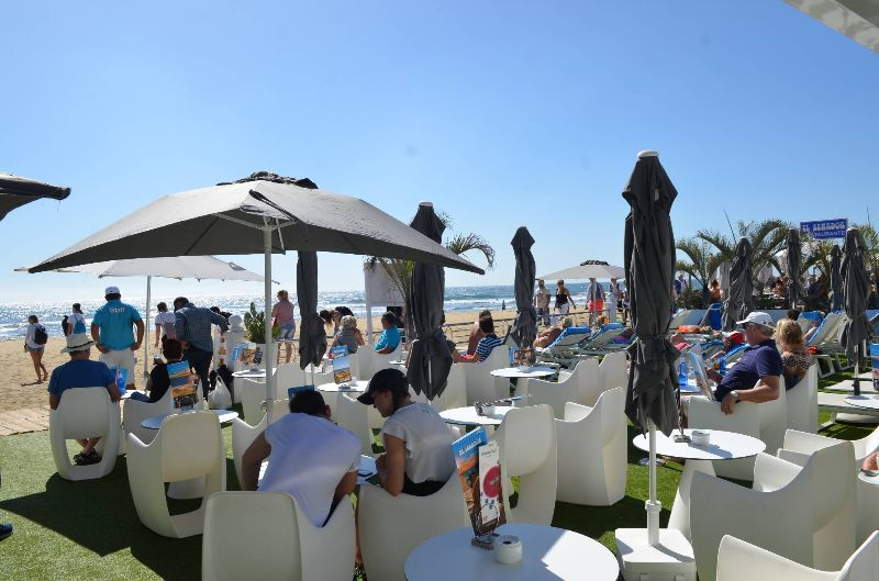 Chillout Beach Club El Senador